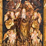 Retablo de la Iglesia de San Martín de Porres en Burgos