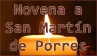 Novena a San Martín de Porres