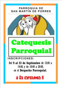Cartel Catequesis