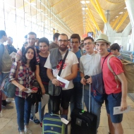 En el aeropuerto Adolfo Suárez Madrid-Barajas