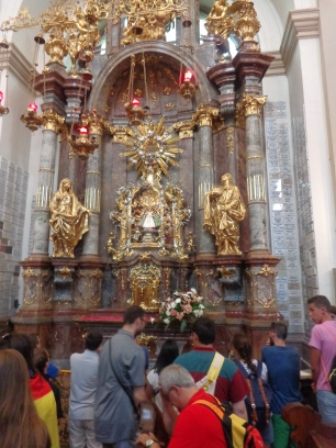 Niño Jesús de Praga