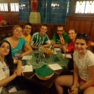 Cena de amigos de la Parroquia