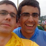 Selfie con Don Diego