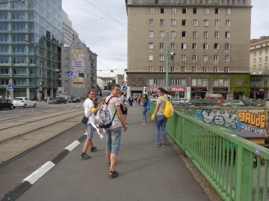 De paseo por Viena