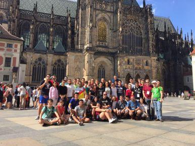 Foto en Praga