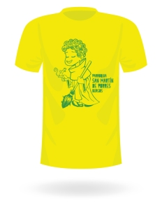 Camiseta San Martín de Porres