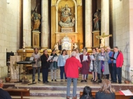 Coro Parroquia San Lesmes