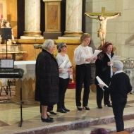 Coro Parroquia Nuestra Señora del Rosario