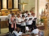 Coro Parroquia San Juan Bautista
