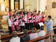 Coro Parroquia San Martín de Porres